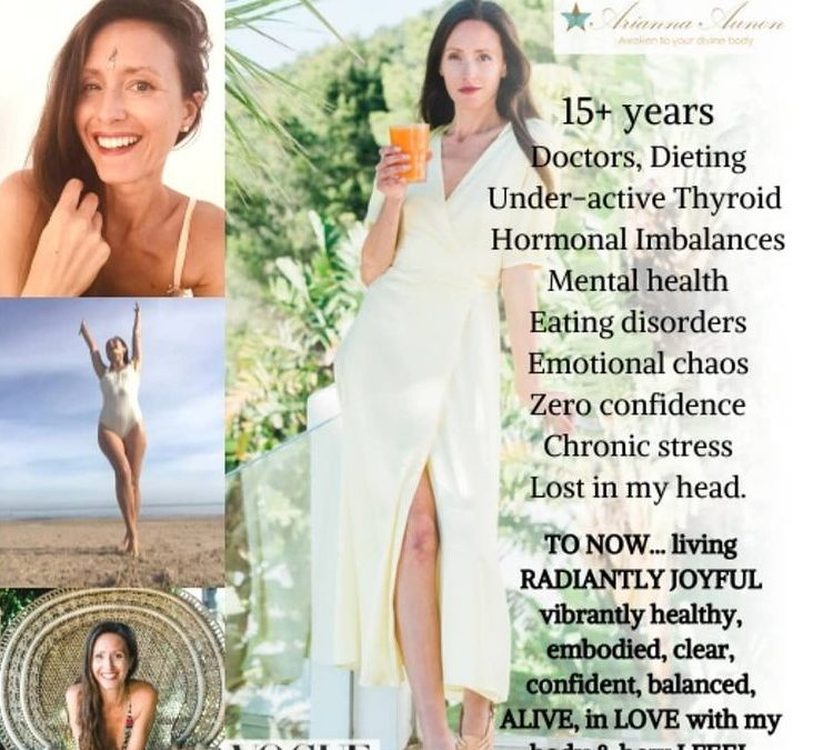 ENERGY EMOTIONS CONFIDENCE & HORMONES, it's all connected👙👗
