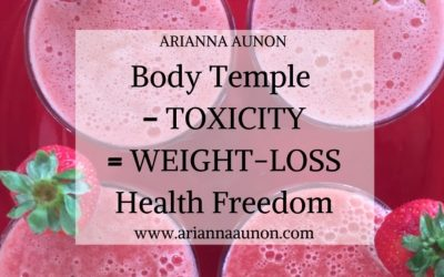 LOSE THE TOXICITY, LOSE THE EXCESS WEIGHT…for good!!